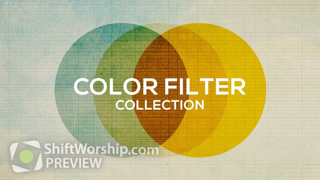 Preview of Color Filter Collection